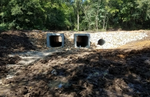 Box Culverts and Pipe